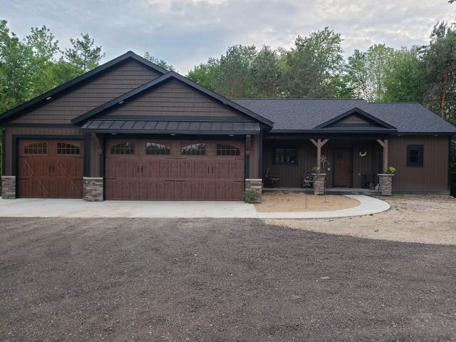 840 Buth Drive NE, Comstock Park, MI 49321 (MLS #21019605) :: Keller Williams Realty   Kalamazoo Market Center