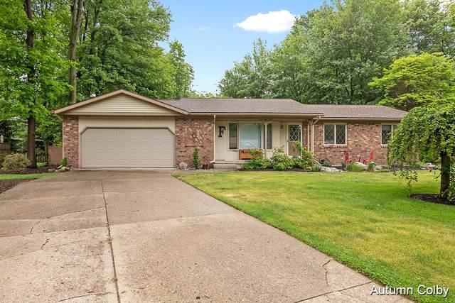 4220 Glen Hollow Drive, Hudsonville, MI 49426 (MLS #21019643) :: JH Realty Partners