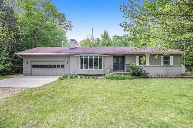 8425 W Stony Lake Road, New Era, MI 49446 (MLS #21019667) :: Ginger Baxter Group