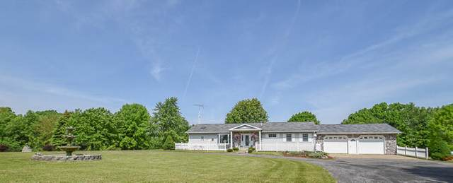 10000 Poats Road, Montgomery, MI 49255 (MLS #21019751) :: Sold by Stevo Team | @Home Realty