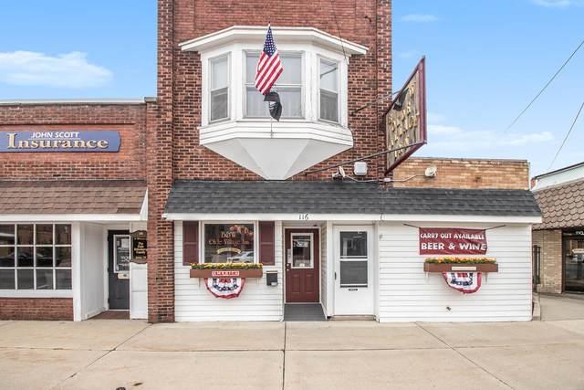 116 Main Street, Buchanan, MI 49107 (MLS #21019873) :: Ginger Baxter Group