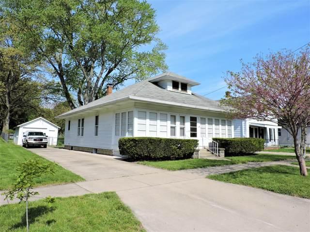 313 Lake Street, Buchanan, MI 49107 (MLS #21020058) :: Ginger Baxter Group