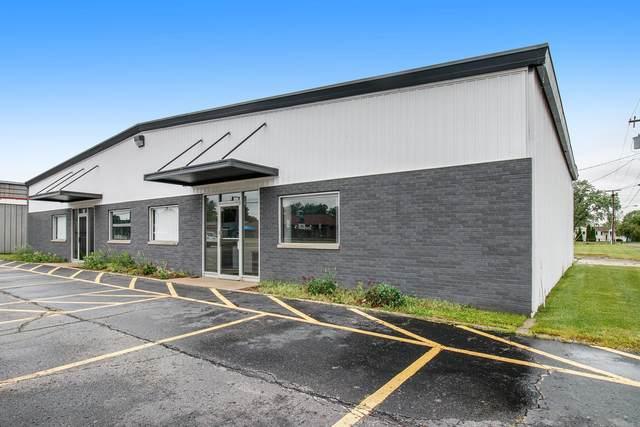 501 S Centerville Road, Sturgis, MI 49091 (MLS #21020194) :: Keller Williams Realty | Kalamazoo Market Center