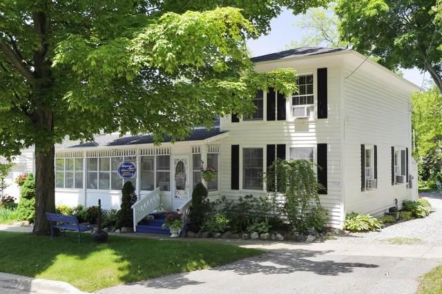 236 Mary Street, Saugatuck, MI 49453 (MLS #21020356) :: JH Realty Partners