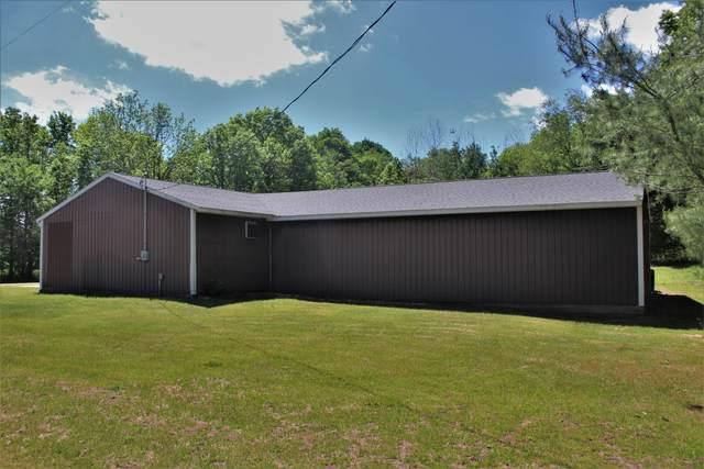 7799 Miles Road, Six Lakes, MI 48886 (MLS #21020434) :: BlueWest Properties