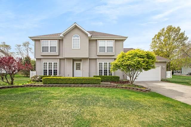3840 Madison Avenue, Bridgman, MI 49106 (MLS #21020446) :: BlueWest Properties