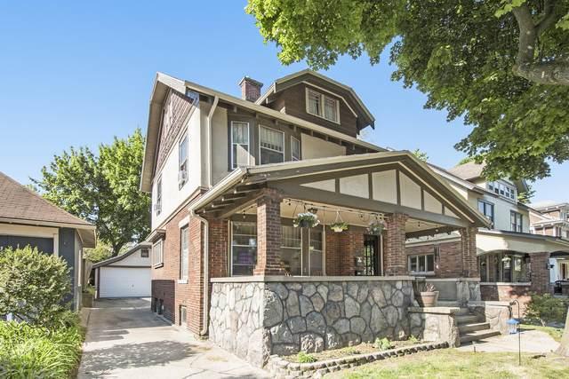 448 Pleasant Street SE, Grand Rapids, MI 49503 (MLS #21020455) :: JH Realty Partners