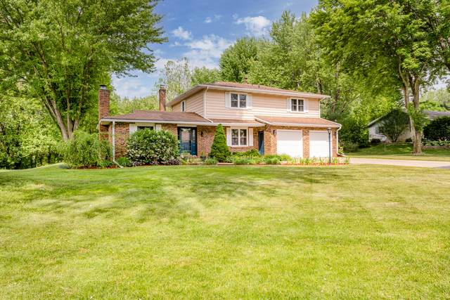 5172 Riverview Drive, Coloma, MI 49038 (MLS #21020513) :: JH Realty Partners