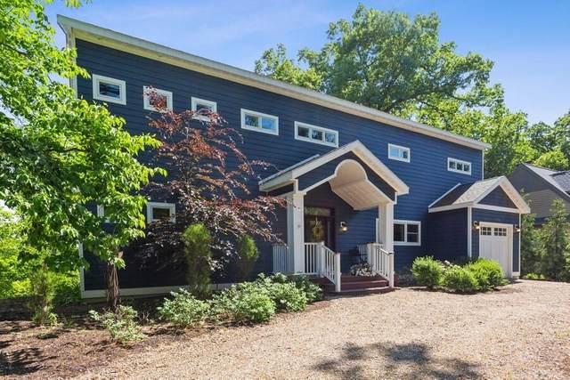 11068 Riverview Drive, New Buffalo, MI 49117 (MLS #21020644) :: JH Realty Partners