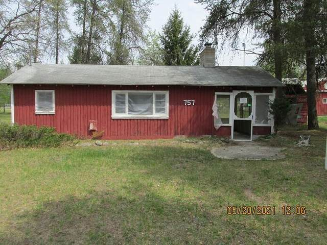 757 Robert Drive, Harrison, MI 48625 (MLS #21020700) :: BlueWest Properties