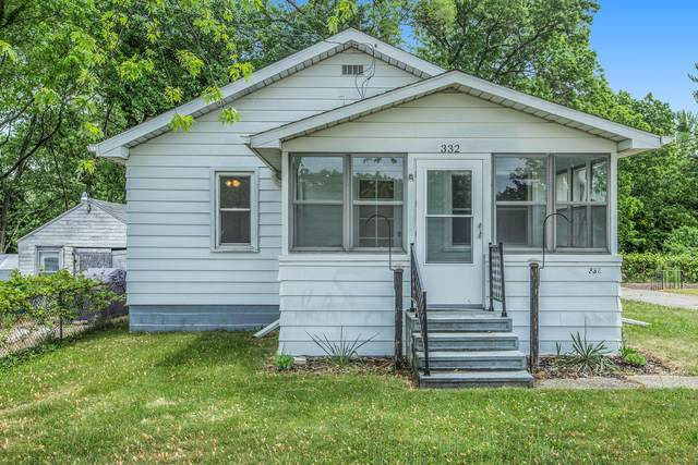 332 24th Street N, Springfield, MI 49037 (MLS #21020800) :: JH Realty Partners