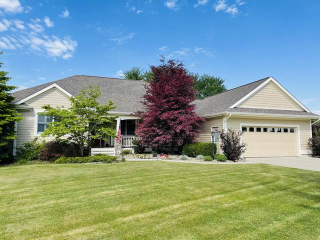 311 Northshore Drive, Coldwater, MI 49036 (MLS #21021047) :: JH Realty Partners
