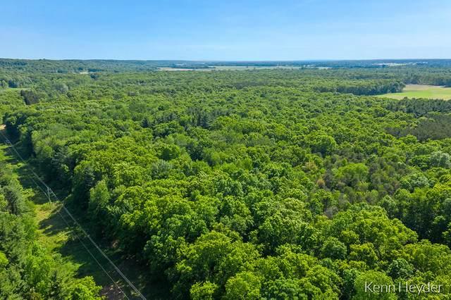 V/L Grover Ln 14.69 Acres, Shelbyville, MI 49344 (MLS #21021062) :: Ron Ekema Team