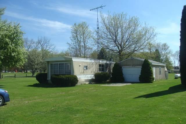 1023 Siler Drive, Bronson, MI 49028 (MLS #21021066) :: JH Realty Partners