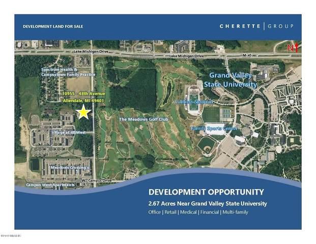 10955 48th Avenue, Allendale, MI 49401 (MLS #21021208) :: Deb Stevenson Group - Greenridge Realty