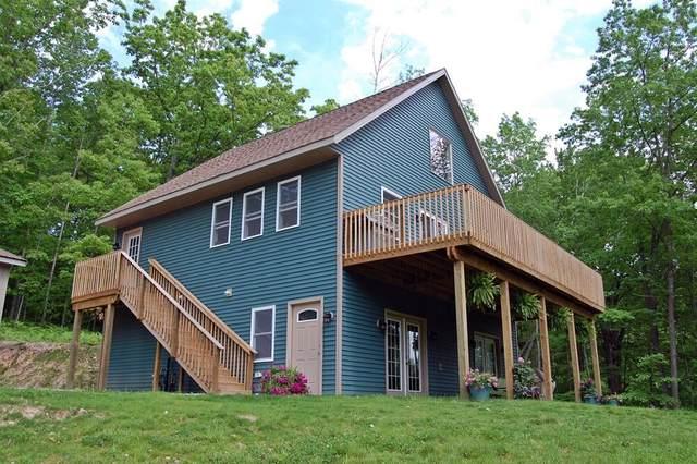 10411 N Chippewa Drive, Chippewa Lake, MI 49320 (MLS #21021260) :: Sold by Stevo Team | @Home Realty