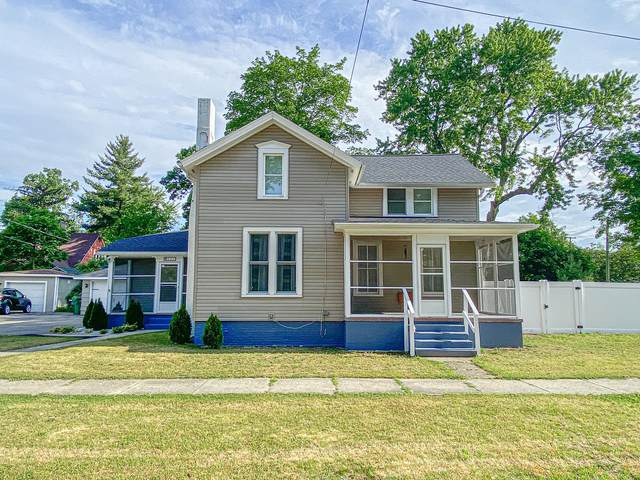 401 Green Street, Dowagiac, MI 49047 (MLS #21021401) :: Ginger Baxter Group