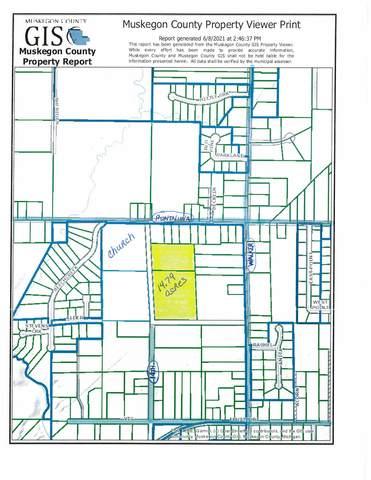 VL 14th Street, Fruitport, MI 49415 (MLS #21021437) :: BlueWest Properties