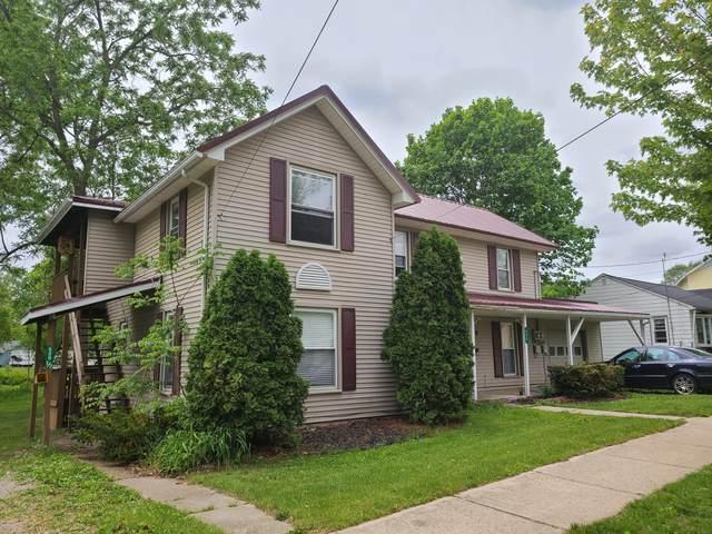 509 Olive Street, St. Louis, MI 48880 (MLS #21021551) :: Keller Williams Realty | Kalamazoo Market Center
