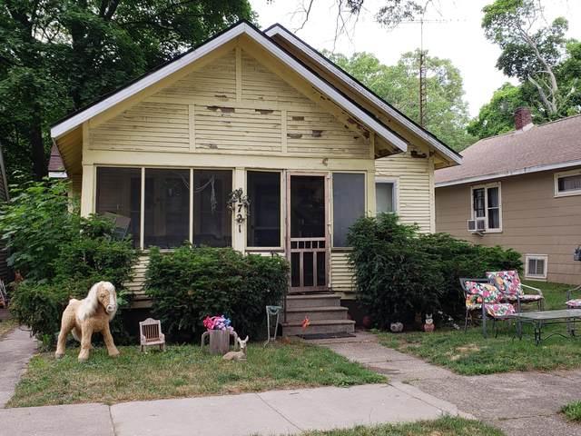 1721 Jarman Street, Muskegon, MI 49442 (MLS #21021584) :: Ron Ekema Team