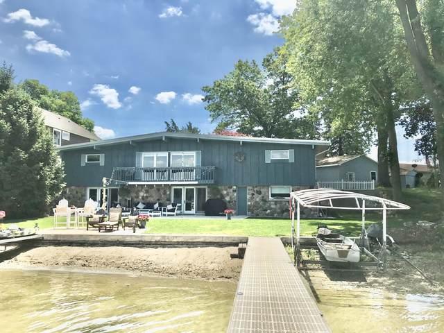 16188 East Lake Drive, White Pigeon, MI 49099 (MLS #21021755) :: Ginger Baxter Group