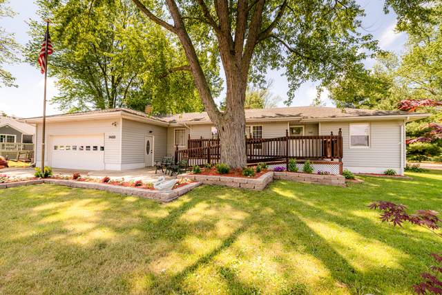 9488 Gast Road, Bridgman, MI 49106 (MLS #21021790) :: BlueWest Properties