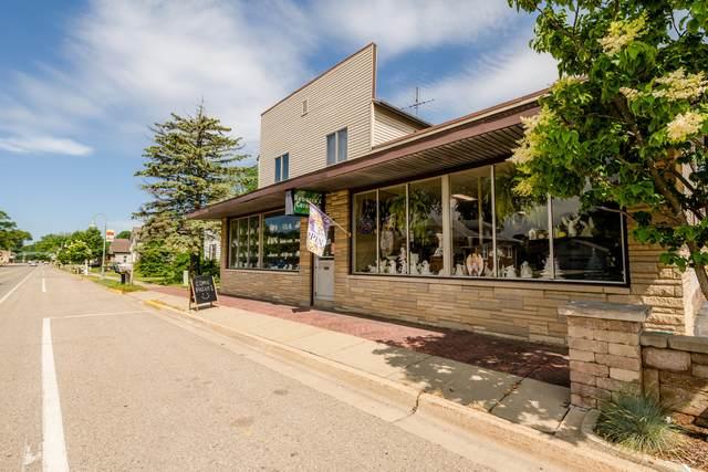 4383 Lake Street, Bridgman, MI 49106 (MLS #21021843) :: BlueWest Properties