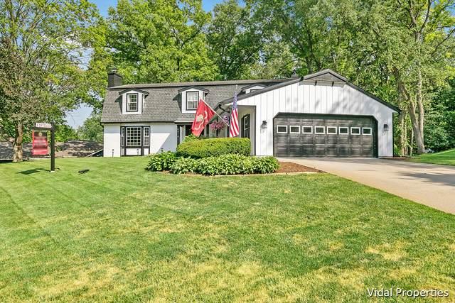 6872 Forest Valley Drive SE, Grand Rapids, MI 49546 (MLS #21021939) :: BlueWest Properties