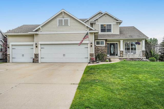 7066 Country Springs Drive SW, Byron Center, MI 49315 (MLS #21022018) :: BlueWest Properties