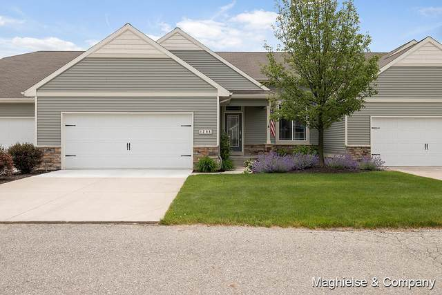 1208 Monte Rio Court, Byron Center, MI 49315 (MLS #21022032) :: JH Realty Partners
