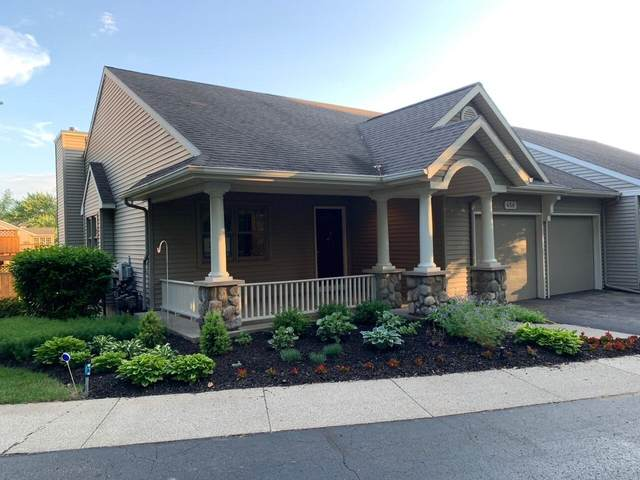 458 Melrose Drive, Holland, MI 49423 (MLS #21022040) :: Your Kzoo Agents