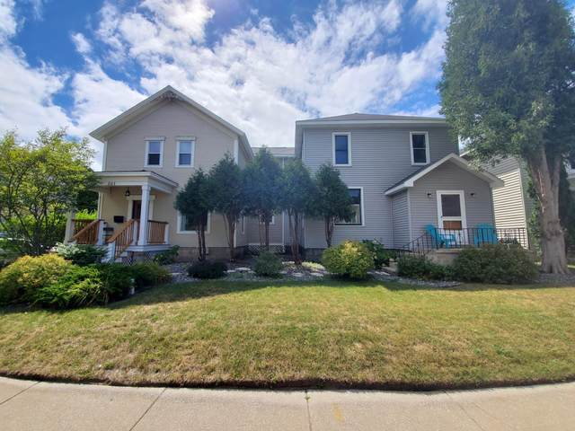 361 1st Street, Manistee, MI 49660 (MLS #21022045) :: Deb Stevenson Group - Greenridge Realty