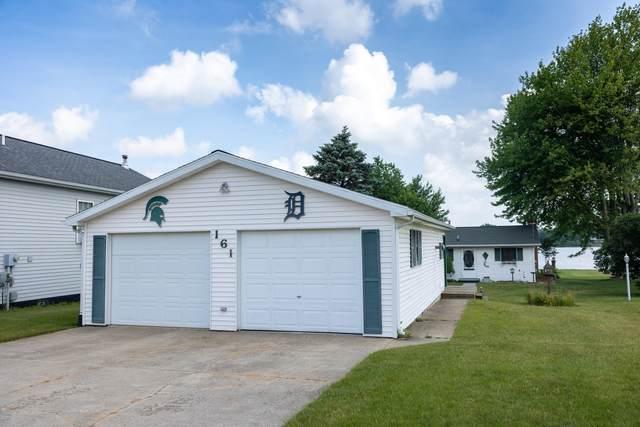 161 Dickerson View SW, Stanton, MI 48888 (MLS #21022056) :: Keller Williams Realty | Kalamazoo Market Center
