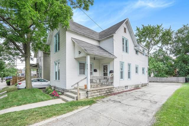 826 Fulton Street E, Grand Rapids, MI 49503 (MLS #21022061) :: Your Kzoo Agents