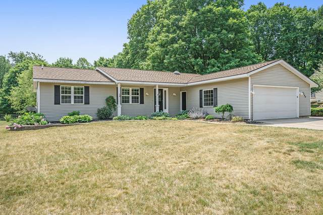 6260 Woodcliff Street, Holland, MI 49423 (MLS #21022064) :: BlueWest Properties