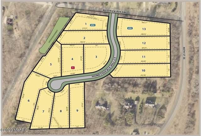 #9 Honeysuckle Hill Court #9, Grand Rapids, MI 49512 (MLS #21022145) :: JH Realty Partners