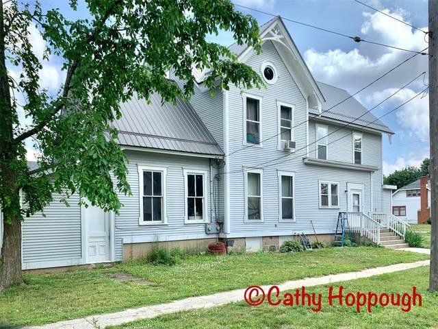 501 N Lincoln Street, Stanton, MI 48888 (MLS #21022181) :: Keller Williams Realty | Kalamazoo Market Center