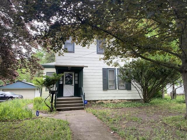 128 Oak Street, Hillsdale, MI 49242 (MLS #21022187) :: Ginger Baxter Group