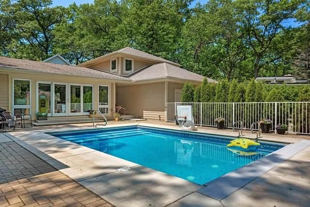 3840 Michiana Drive, New Buffalo, MI 49117 (MLS #21022249) :: BlueWest Properties