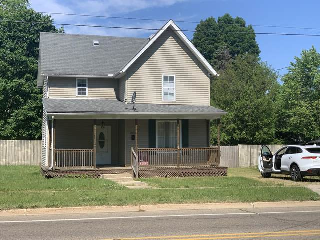 354 Riverside Drive, Battle Creek, MI 49015 (MLS #21022305) :: Your Kzoo Agents