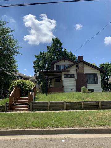 25 Eldred Street, Battle Creek, MI 49015 (MLS #21022312) :: Your Kzoo Agents