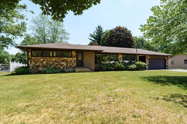 3888 Saratoga Avenue, Kalamazoo, MI 49048 (MLS #21022333) :: JH Realty Partners