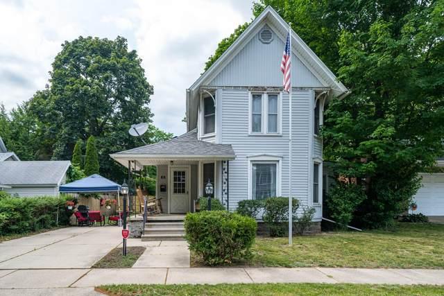 65 Wendell Street, Battle Creek, MI 49017 (MLS #21022353) :: CENTURY 21 C. Howard
