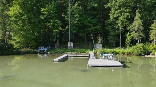 371 Burgess Lake Road, Greenville, MI 48838 (MLS #21022394) :: Keller Williams Realty | Kalamazoo Market Center