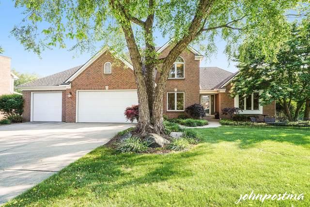 4836 E Meadows Court SE, Grand Rapids, MI 49546 (MLS #21022443) :: JH Realty Partners