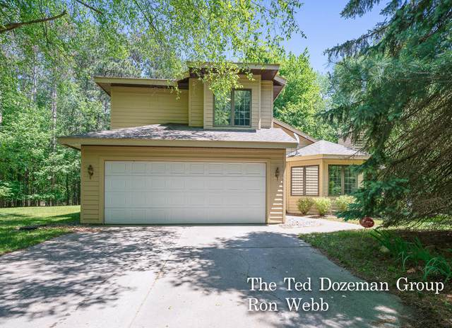 9280 Red Pine Trail, West Olive, MI 49460 (MLS #21022459) :: JH Realty Partners