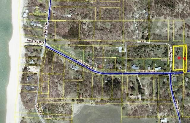 3130 Thirteen Mile Road Road, Bear Lake, MI 49614 (MLS #21022469) :: JH Realty Partners
