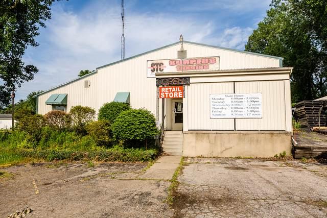 2700 N M-63, Benton Harbor, MI 49022 (MLS #21022513) :: Ginger Baxter Group