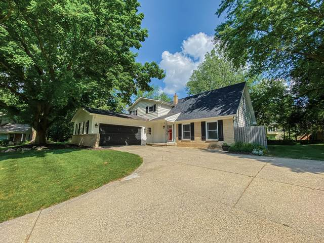3400 Winterberry Court SE, Grand Rapids, MI 49546 (MLS #21022540) :: JH Realty Partners