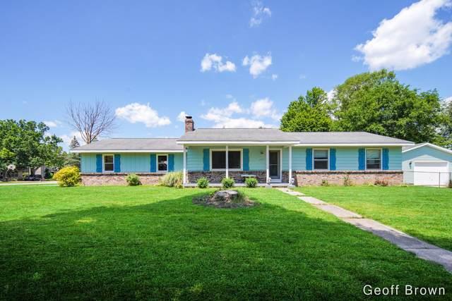 2425 Oak Hollow Drive, Jenison, MI 49428 (MLS #21022560) :: Keller Williams Realty | Kalamazoo Market Center